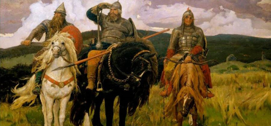 Рекламный текст «Виктор Васнецов. В мире сказок»
